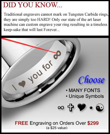 click to close - Wedding Ring Inscriptions